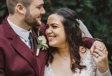 Yana & David by Tropica Weddings