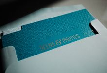 Deena & Photius Wedding Invitations by Tropica Weddings