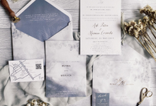 Whimsical Forest by Trouvaille Invitation