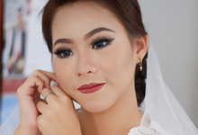 Wedding Makeup Look 2 by Troy Makeup Artist