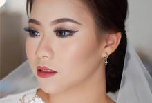 Wedding Makeup Look 2 by Troy Makeup Artist
