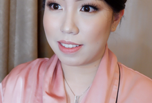 Bridesmaid makeup 2 by Troy Makeup Artist