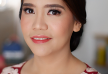 Engagement makeup by Troy Makeup Artist