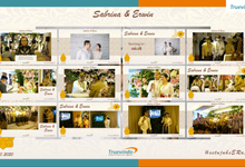 Sabrina & Erwin Virtual Online Wedding Live Streaming Akad by Truevindo