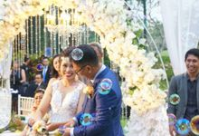 The Wedding Riant And Ayu by C+ Productions
