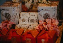 Yessica & Ivandi Engagement Decoration by Valentine Wedding Decoration