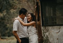 Prewedding Stephen & Winda by Topoto