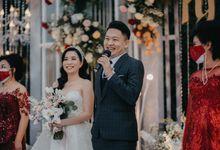 Weddingday Harvey + Yully by Topoto