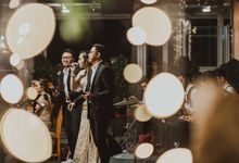 Enchanting Acoustic for Okky & Stephanie Wedding by DIVO MUSIC Management