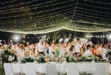 Wedding Of Franck & Olivia by Dona Wedding Decoration & Planner