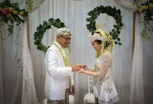 Uly & Anka by bright Event & Wedding Planner