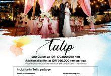 Wedding Packages by Wyndham Casablanca Jakarta