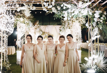 THE BRIDESMAIDS by Tullemonc Studio