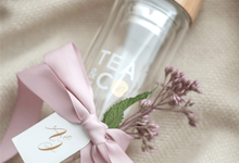 TeanCo Tumbler Souvenir by Tea & Co Gift