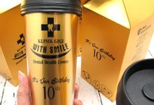 Tumbler Large Include Personalised Paperbag by Fine Souvenir