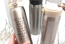 Thermos Press Include Personalised Paperbag by Fine Souvenir