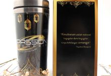 Tumbler Stainless Include Personalised Paperbag by Fine Souvenir