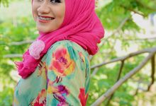 Pre-Wedding Endah & Taufik by Ell's Rias Muslimah