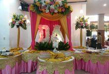 Wedding Project - Gedung Serba Guna ITS Surabaya by Berkah Catering Surabaya