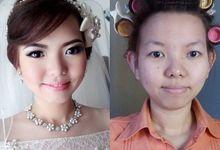 Foto Liputan by Meicen Professional Makeup Artist