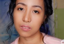 Simple and fresh makeup by Diana May Makeup Artistry