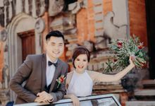 Bohemian Inspired Wedding in Bali by Nagisa Bali
