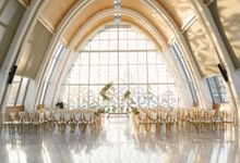 The Wedding of Calvin & Ling ling by Bali Yes Florist