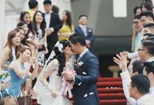 Holy Matrimony Hansen & Lidya by Fenny Yang Wedding Planner