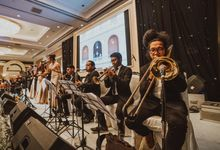 The Royal Orchestra for Vincent & Bianca Wedding by DIVO MUSIC Management
