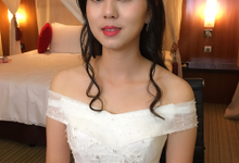 Bride Jin Fong by Twinkle Make Up and Hairdo