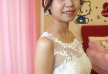Bride Juee Woon by Twinkle Make Up and Hairdo