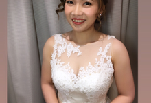 Bride - Wendy (Dinner) by Twinkle Make Up and Hairdo