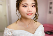 Bride June by Twinkle Make Up and Hairdo