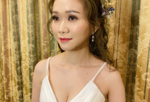 Bride - Juneiffa by Twinkle Make Up and Hairdo