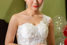 Bride Juneiffa by Twinkle Make Up and Hairdo