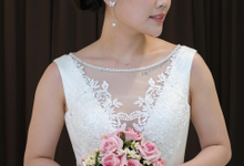 Bride J by Twinkle Make Up and Hairdo