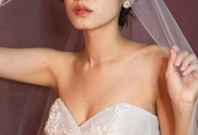 Bride - Sharon by Twinkle Make Up and Hairdo