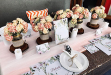 Belinda Bridal Shower - Por Que No by Two Creations