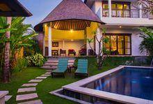 Two Bed Rooms Pool Villa by The Bidadari Villas and Spa