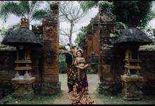 Dantha & Dika balinese prewedding by twobeone.pic