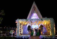 The Wedding Of Herman & Widya by Illusion Entertainment & Organizer