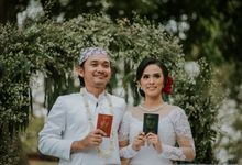 The Wedding Of Tyas Andre by Nadhif Zhafran Photography