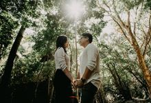 Tyrone and Aimi - Engagement by Erwin Leyros Photography