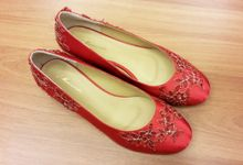 Shoes For Chinese Traditional Tea Ceremony by Moments Shoe