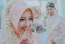 Wedding Pipit & Leo by Gracio Photography