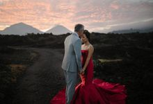 Pre Wedding Dom & Dewi by U and Me photography