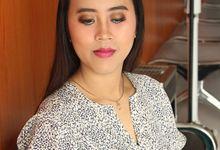 Makeup Prewedding by Nurulanniissa