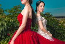 Ladies in deep thoughts? by The Wedding Boss Pte Ltd