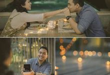Prewedding of Dita & Oky by Azila Villa