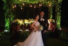 The Wedding Of DENDY & FELICIA by Best Decor